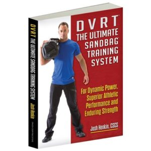 DVRT, The Ultimate Sandbag Training System (Bok)