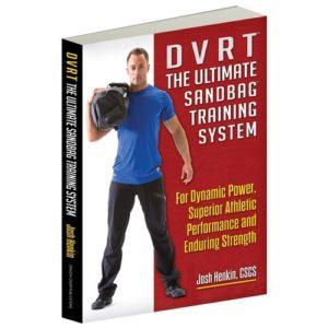 DVRT, The Ultimate Sandbag Training System (Bok)