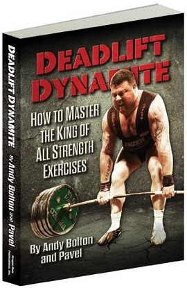 Deadlift Dynamite (bok)