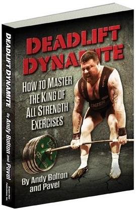 Deadlift Dynamite (bok)