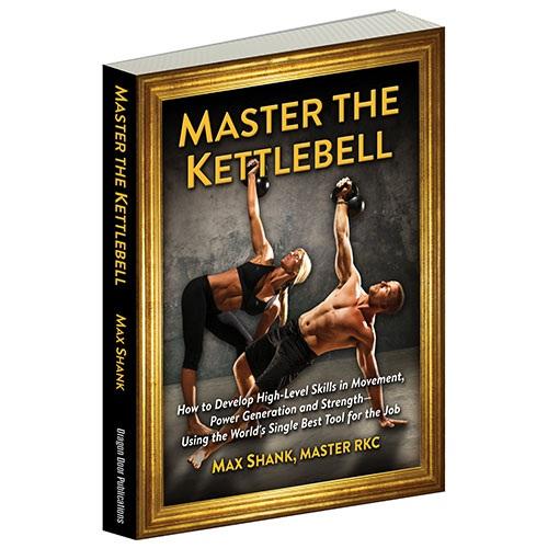 Master the Kettlebell paket - 16kg + bok + DVD