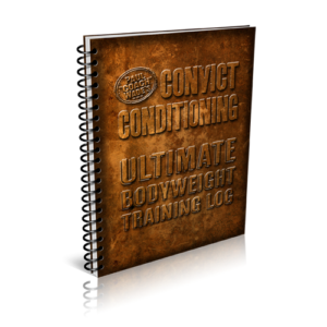 Convict Conditioning Loggbok