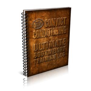Convict Conditioning Loggbok