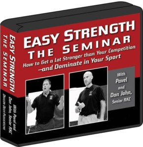 Easy Strength: The Seminar (DVD-box)