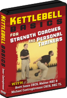Kettlebell Basics for Strength Coaches and Personal Trainers (2 DVD-Set)
