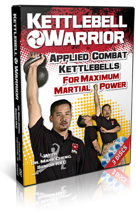 Kettlebell Warrior (DVD-box)