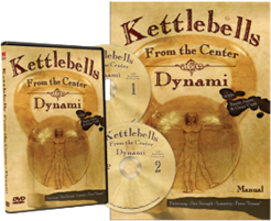 Kettlebells From the Center - Dynami (DVD-set)