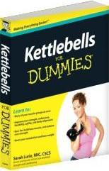 Kettlebells for Dummies (Bok)