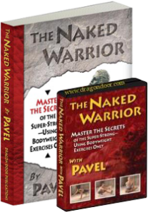 The Naked Warrior (Bok+DVD)