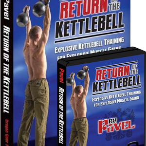 Return of the Kettlebell (Bok+DVD)
