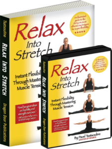 Relax Into Stretch (Bok+DVD)