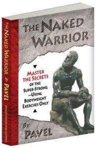 The Naked Warrior (Bok)
