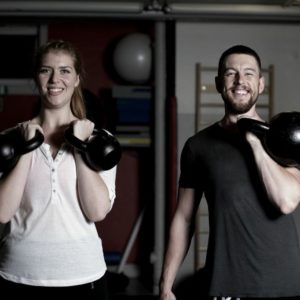 Kettlebell Workshop Stockholm