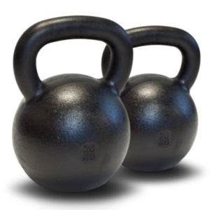 Dubbla Kettlebells 2 x 26 kg
