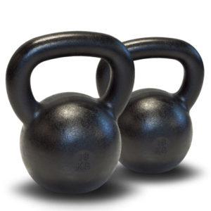 Dubbla Kettlebells 2 x 18 kg