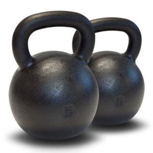 Dubbla Kettlebells 2 x 36 kg