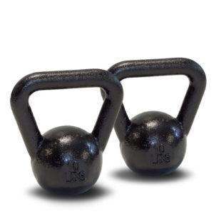 Dubbla Kettlebells 2 x 4 kg