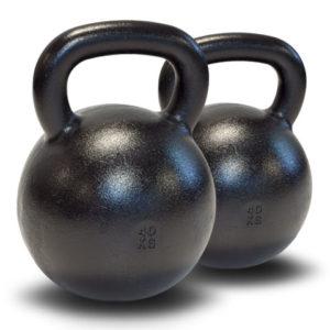Dubbla Kettlebells 2 x 40 kg