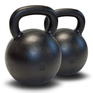 Dubbla Kettlebells 2 x 44 kg