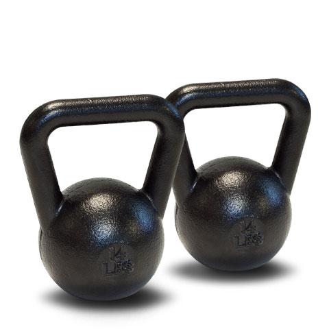 Dubbla Kettlebells 2 x 6 kg