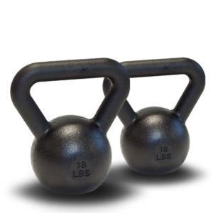 Dubbla Kettlebells 2 x 8 kg