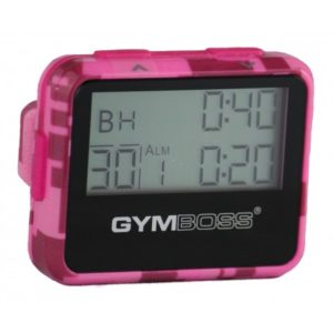 Gymboss Intervall Timer (Pink Camo)