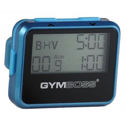 Gymboss Intervall Timer (Blå)